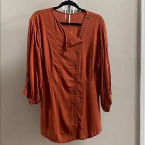 Free People Tops - NWT Free People Long Sleeve Tunic